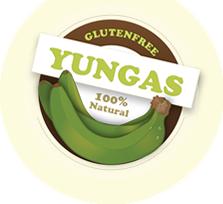 Yungas Zöldbanán liszt webáruház